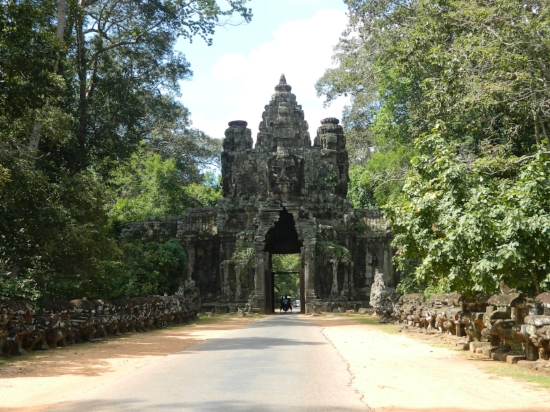 Welcome to Siem Reap. Prepare to have your mind blown and your heart stolen.
