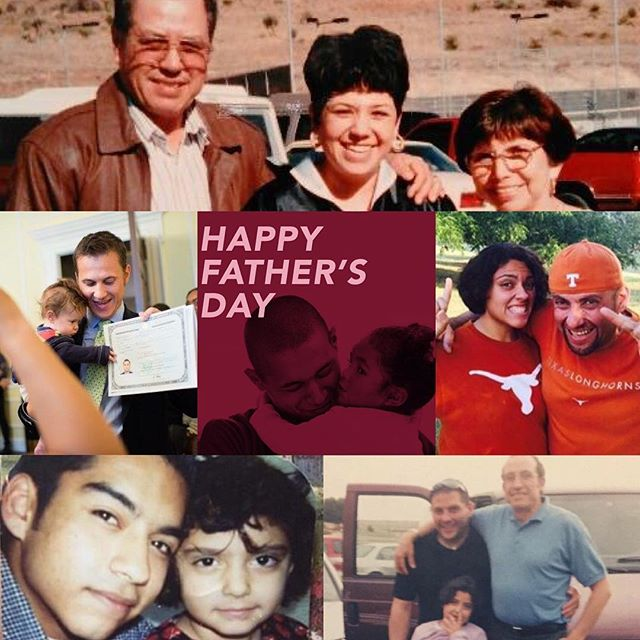 This Father's Day, we celebrate the countless men who uprooted their lives to give their daughters and sons a better life in America . . . #wetooareamerica #DACAnniversary #fathersday #fatherandson #fatheranddaughters #immigrantrights #immigrantheritagemonth #immigrantswelcome🗽🇺🇸 #DACA #americandream