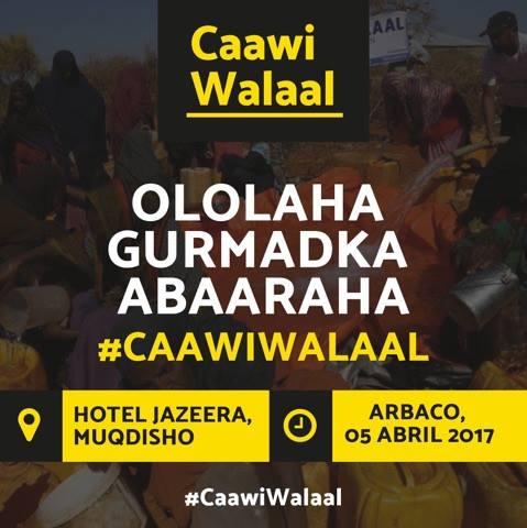 4/5 - Caawi Walaal's 2nd Fundraiser, Mogadishu, Somalia
