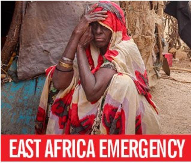 4/29 - Emergency Fundraiser For East Africa, Seattle, Washington