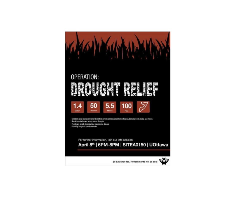 4/8 - Operation Drought Relief, Ottawa, Canada