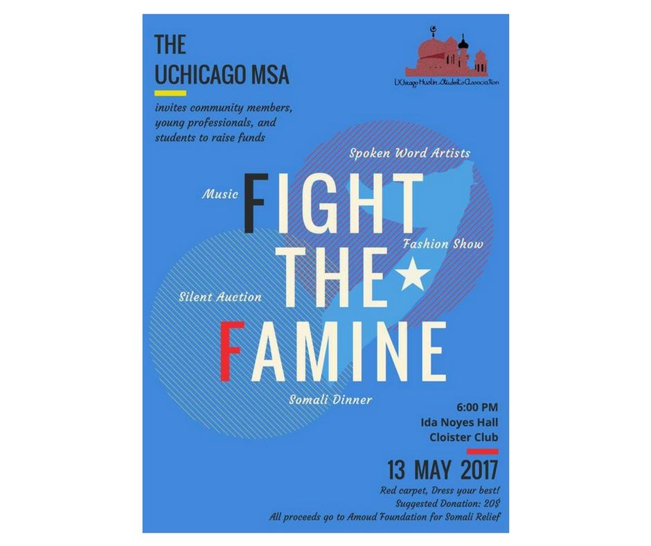 5/13 - Fight The Famine, Chicago, Illinois