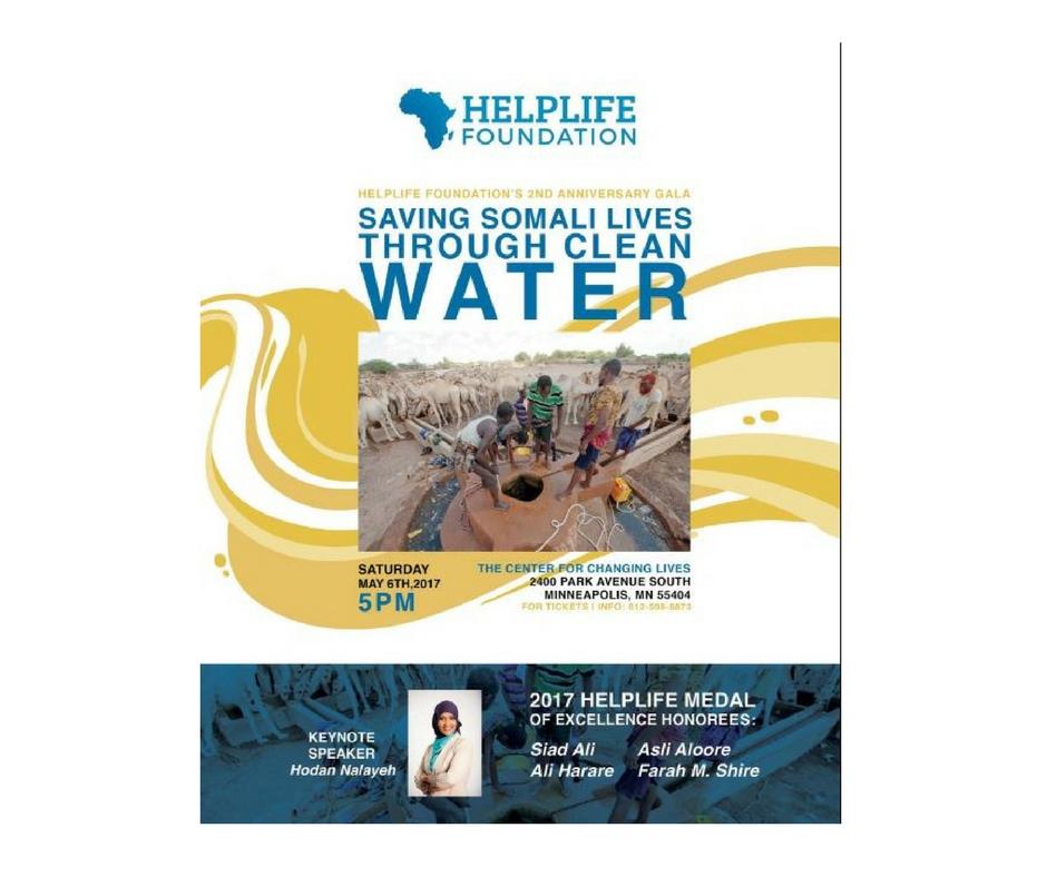 5/6 - Saving Somali Lives, Minneapolis, MN