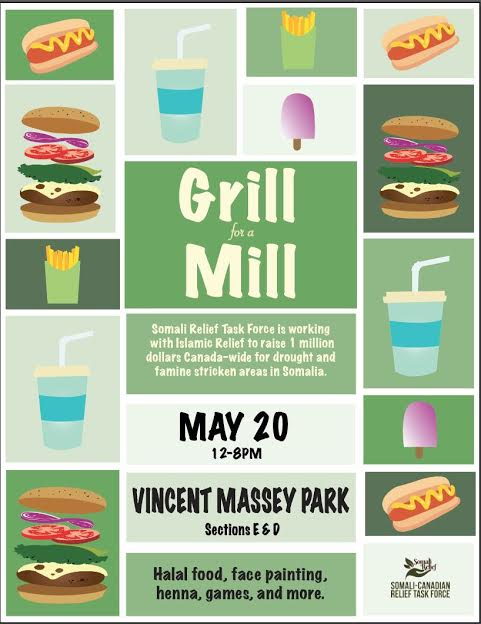 5/20 - Grill For A Mill, Ottawa, Canada