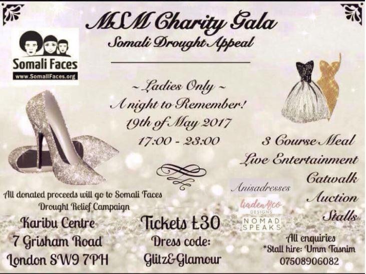 5/19 - MSM Charity Gala, London, UK