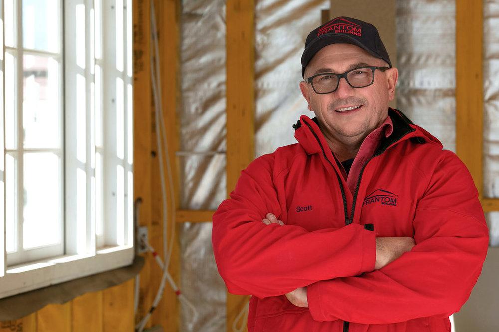 Scott Moran - Builder