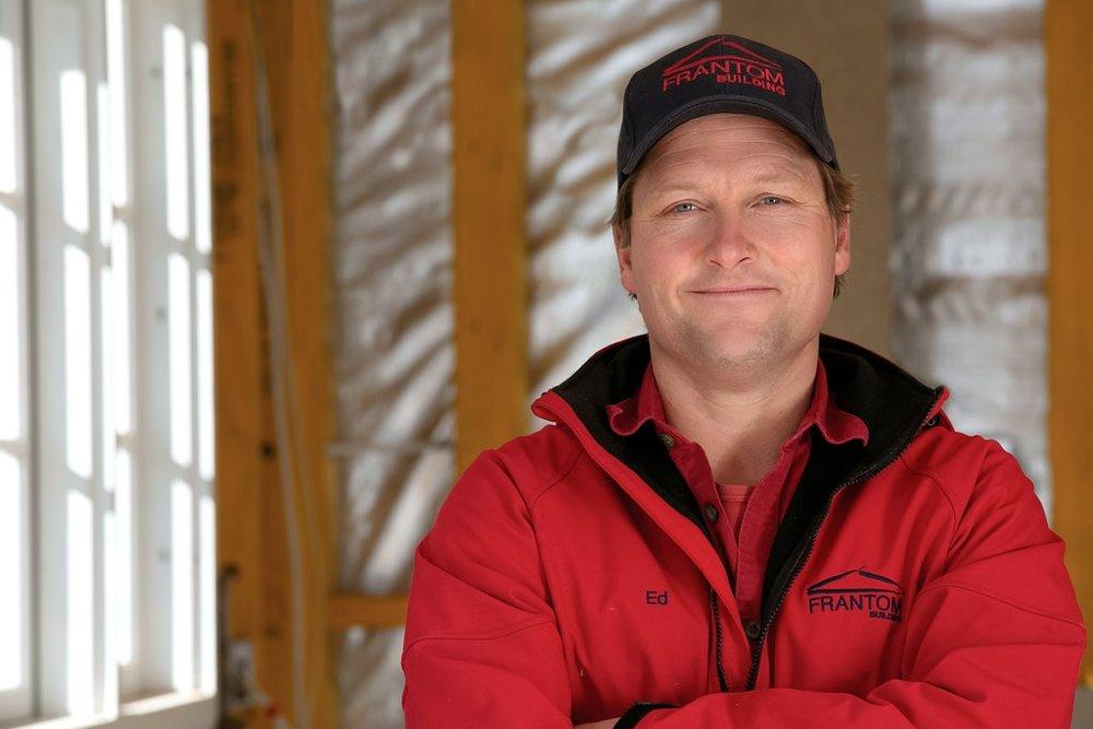 Ed Poulton - Builder