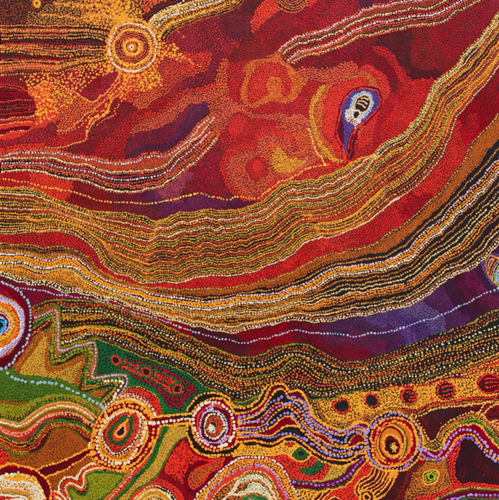 KEN SISTER COLLABORTIVE - WYNNE PRIZE 2016 WINNER
