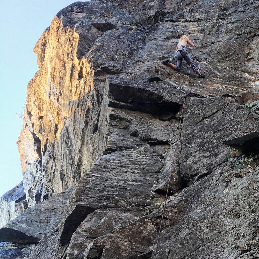 Freedom of the Camden Hills - Rock Climbing Essentials