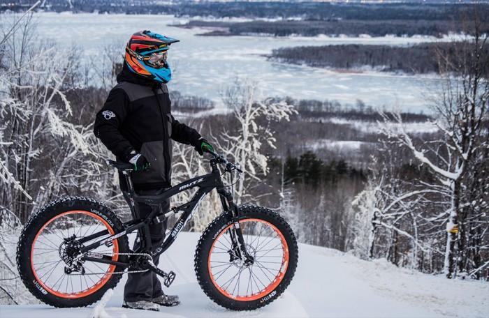 Winter On Wheels - Fat Biking &Winter Skills
