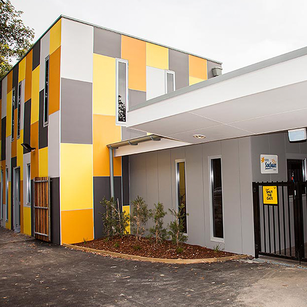 Beehive Childcare Centre – St Ives    Client:  Beehive Childcare  Architect:  Ray Fitzgibbon Architects  Duration:  18 weeks  (Staged)