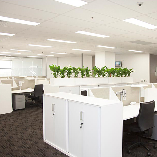 DHL Huntingwood    Client:  DHL Australia  Architect:  Watch This Space Design   Duration:  12 weeks