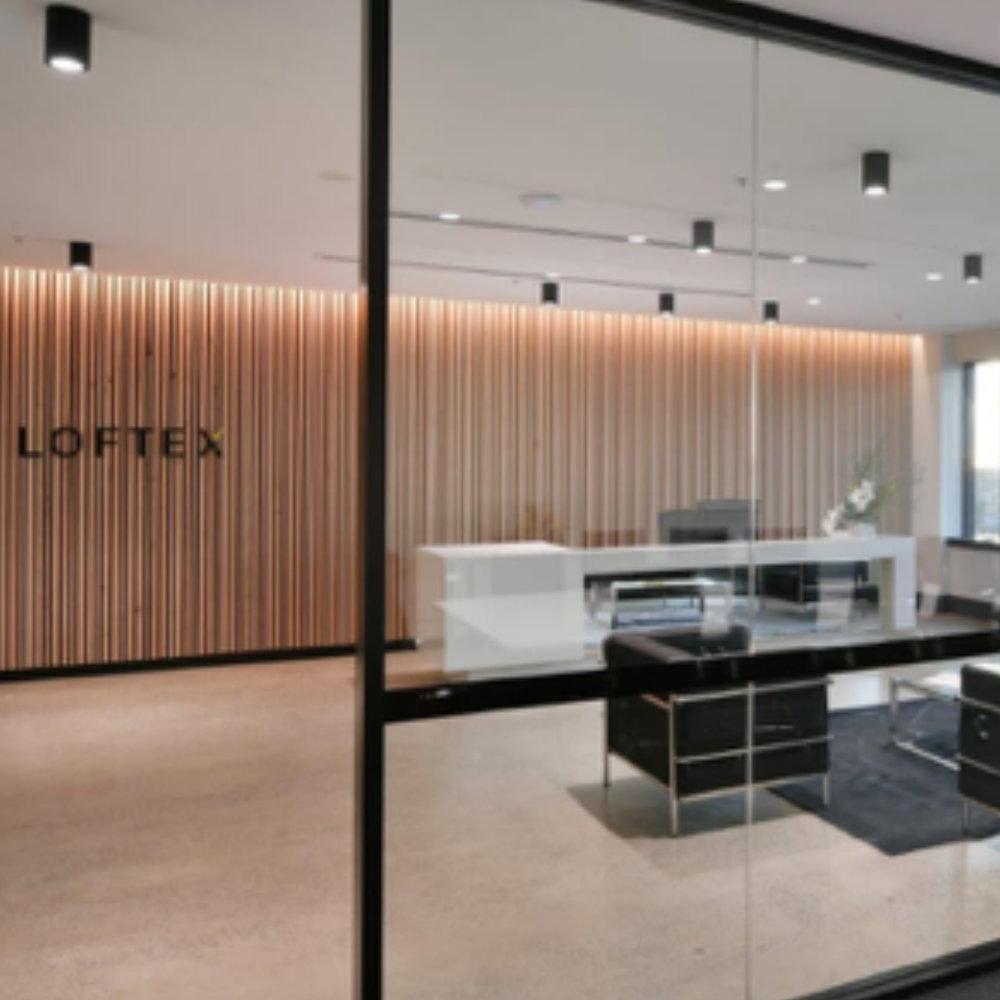 Loftex Property Head Office    Client: Loftex Property  Architect: Loftex Property  Duration: 4 weeks