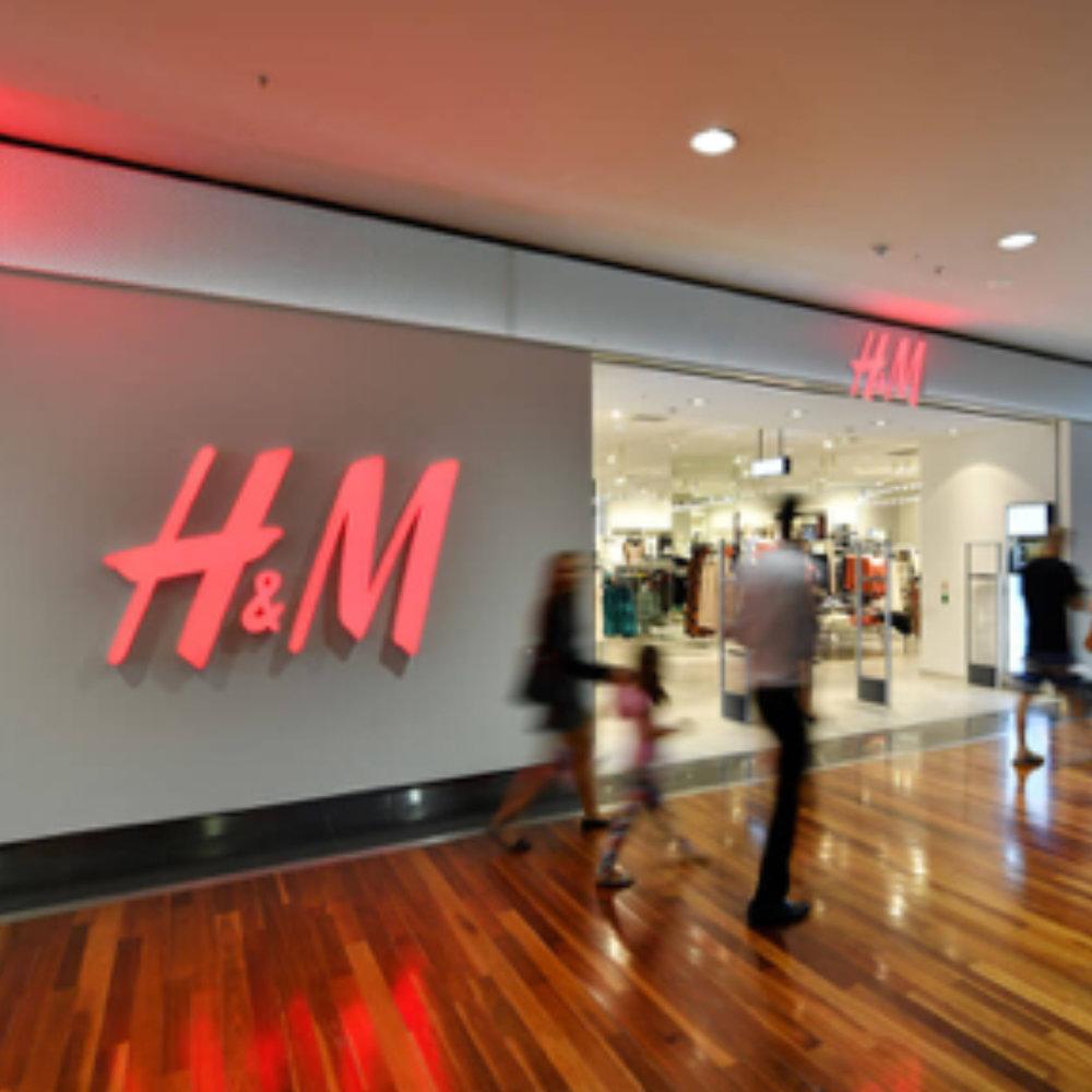 H&M – Macarthur Square    Client: H&M   Architect:  WMK Architecture   Duration:  9 weeks