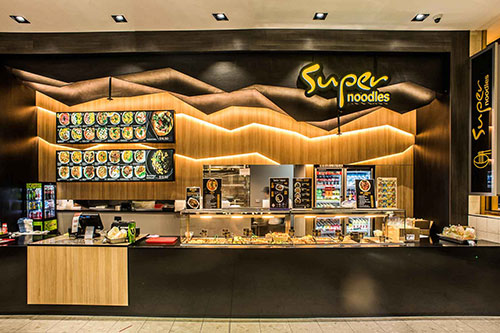 SUPER NOODLES – WESTFIELD BURWOOD