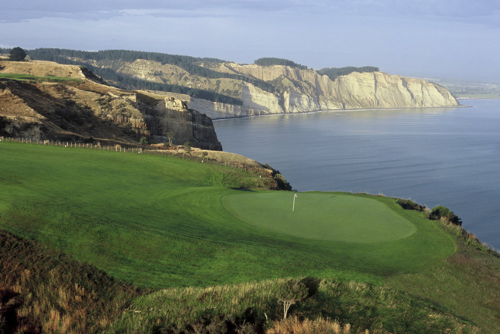 Cape Kidnappers - Marquee Golf Course