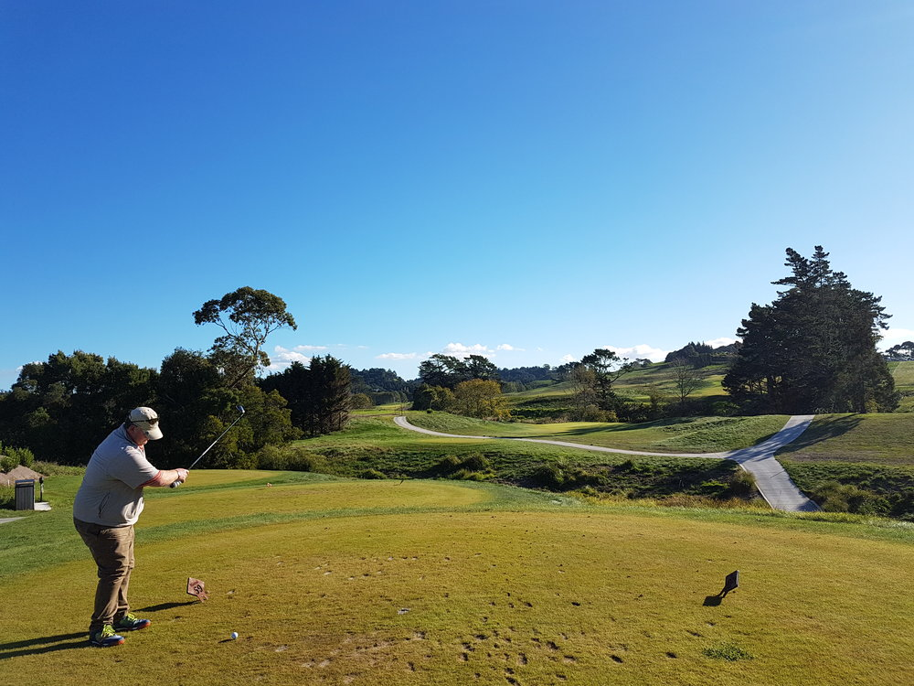 Premium New Zealand Golf Tours