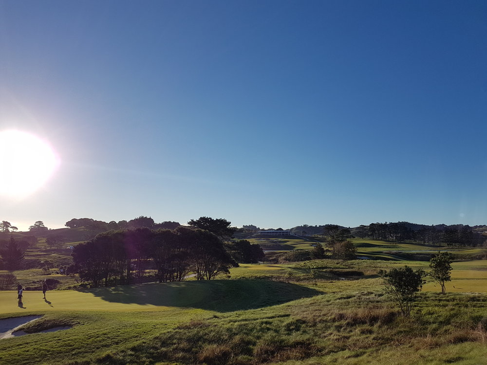 Wainui Golf