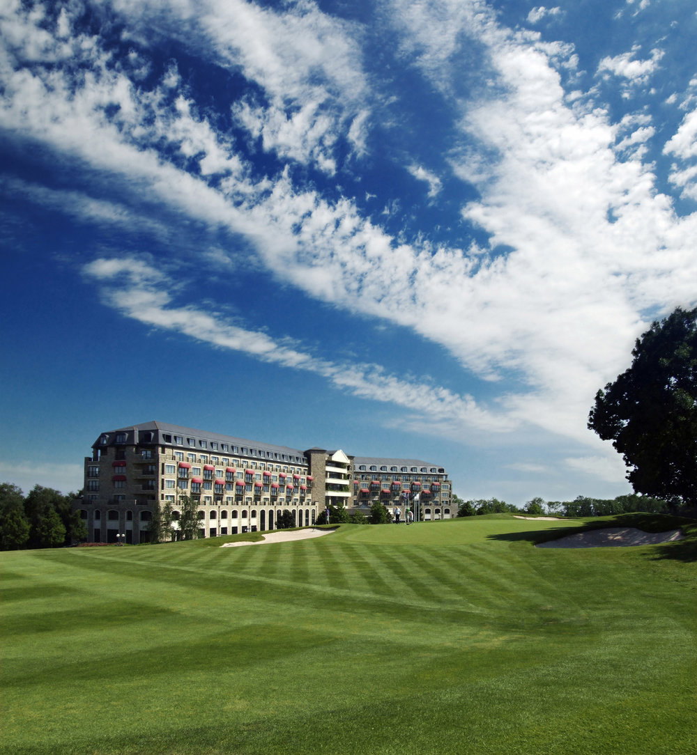 Stay and play at Celtic Manor