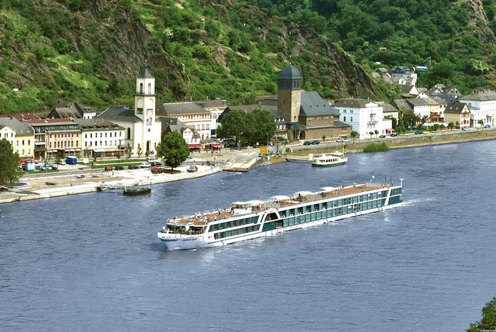 Exclusive luxury European River and Golf Cruise