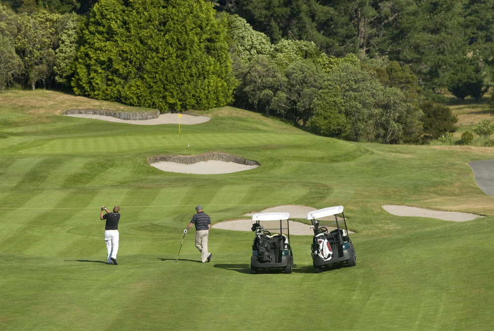 Wairakei Golf + Sanctuary - unique golf experience in New Zealand