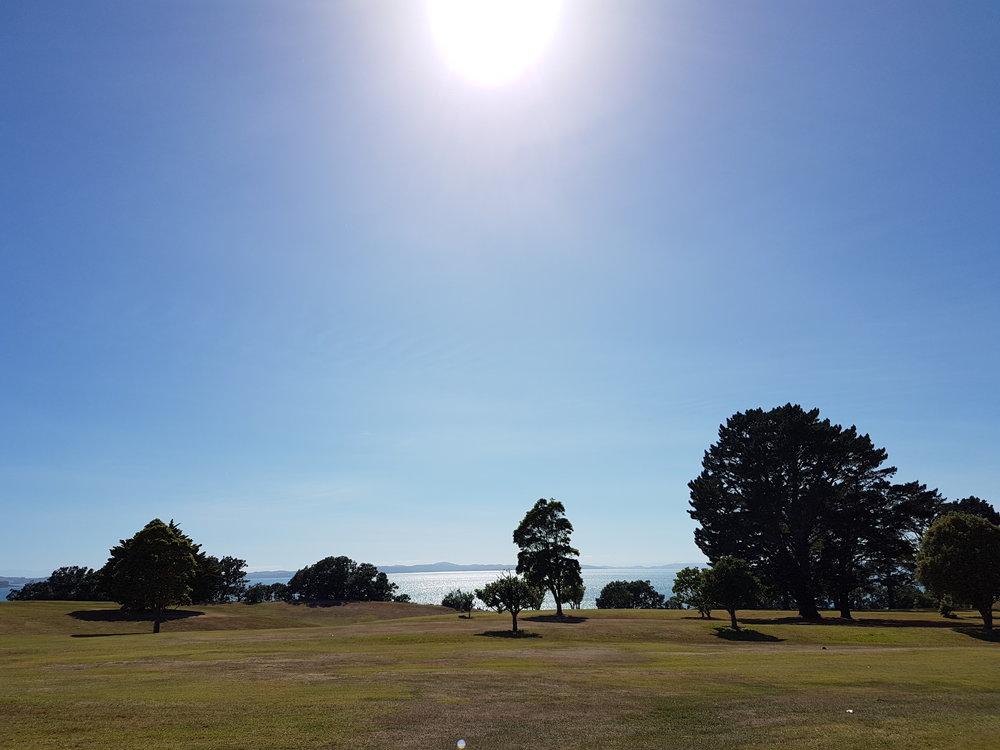 New Zealand = Golf Heaven!