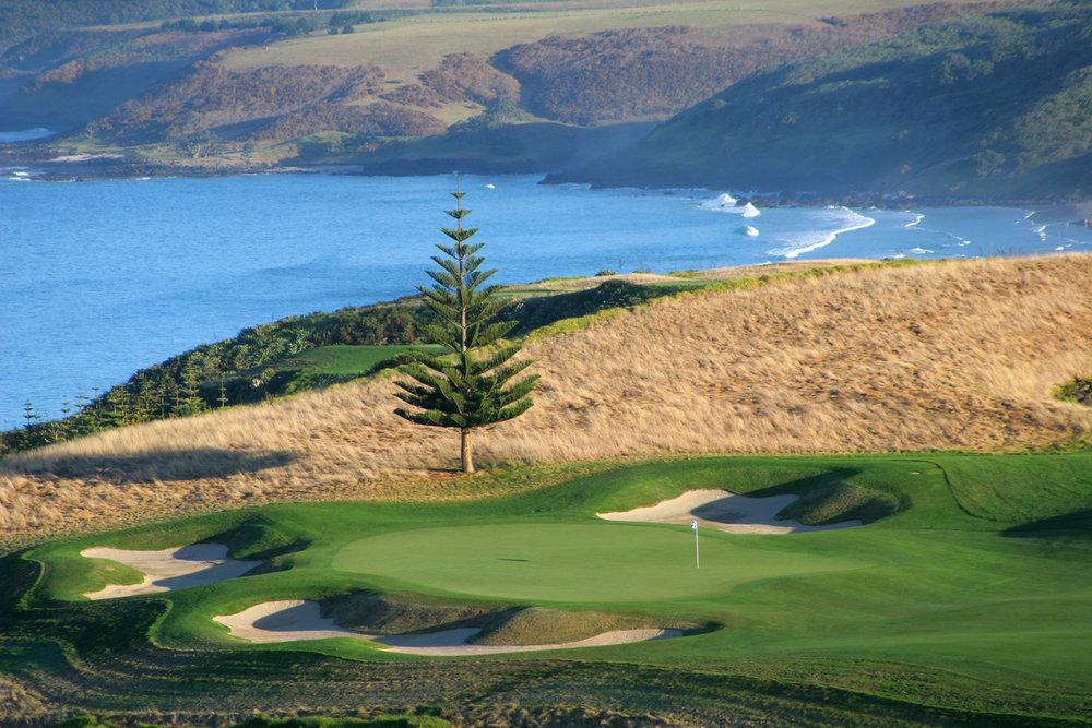 Kauri Cliffs - New Zealand's premier golfing destination