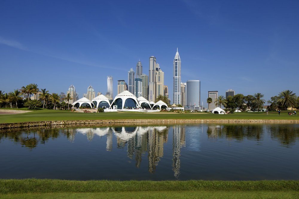 Emirates Golf Clubhouse