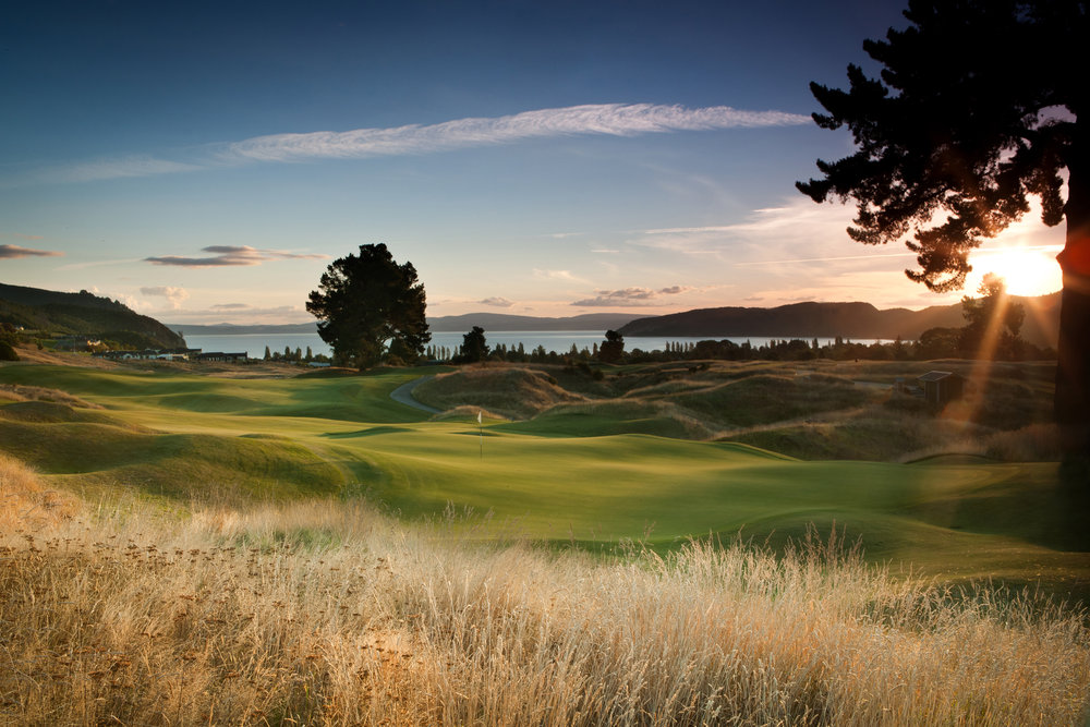 The Kinloch Club Taupo New Zealand