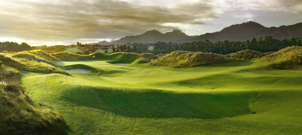 The 16th Hole at Fancourt Links