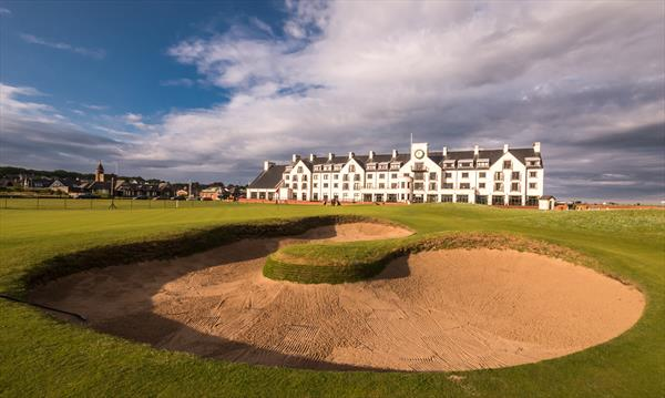 Carnoustie Golf & Spa - venue for the 2018 Open Championship