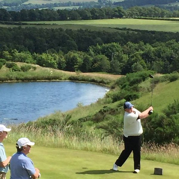 Play in the 2018 edition of the Gleneagles International ProAm