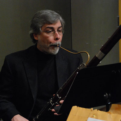 Paul Humiston, bassoon