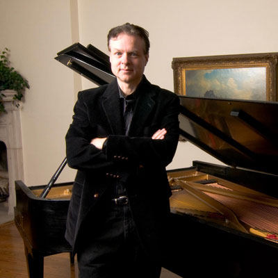 Peter Arnstein, piano