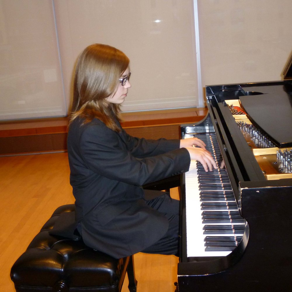 Joseph Caswell, piano