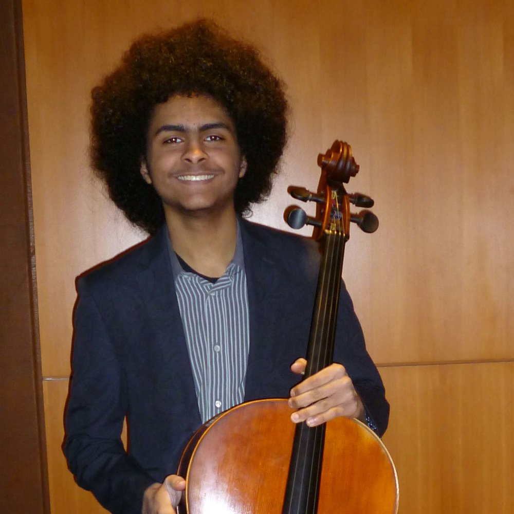 Nygel Witherspoon, cello