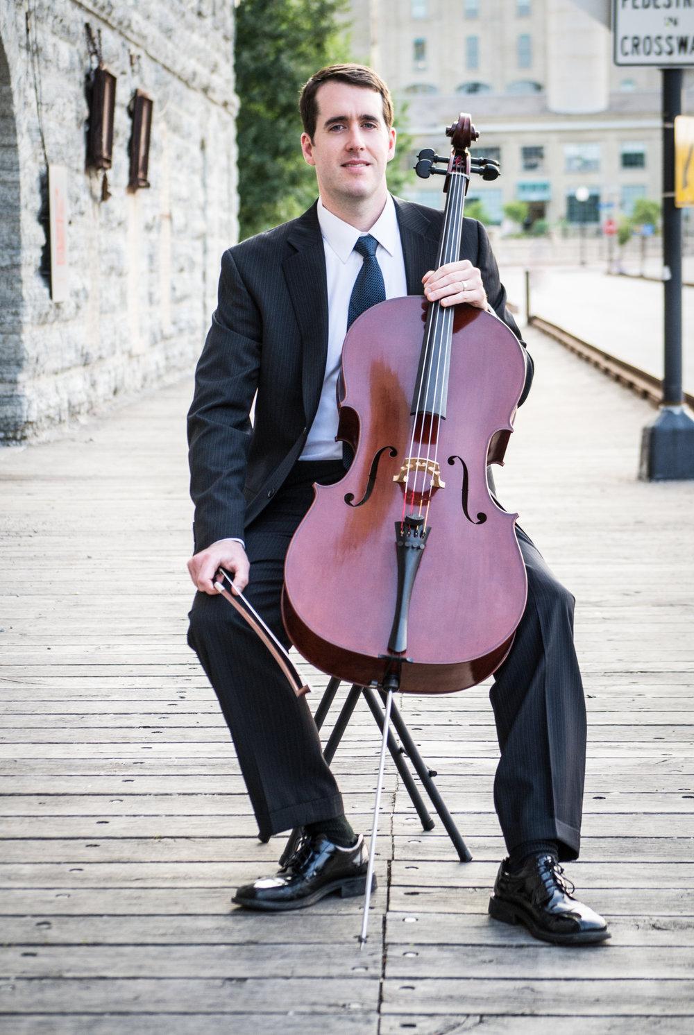 Will Richardson , cello