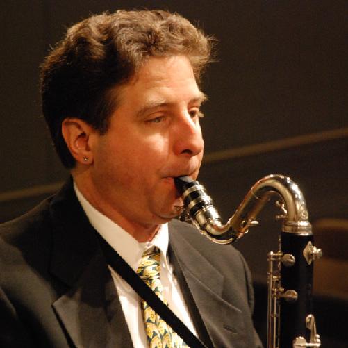 Paul Schulz, clarinet