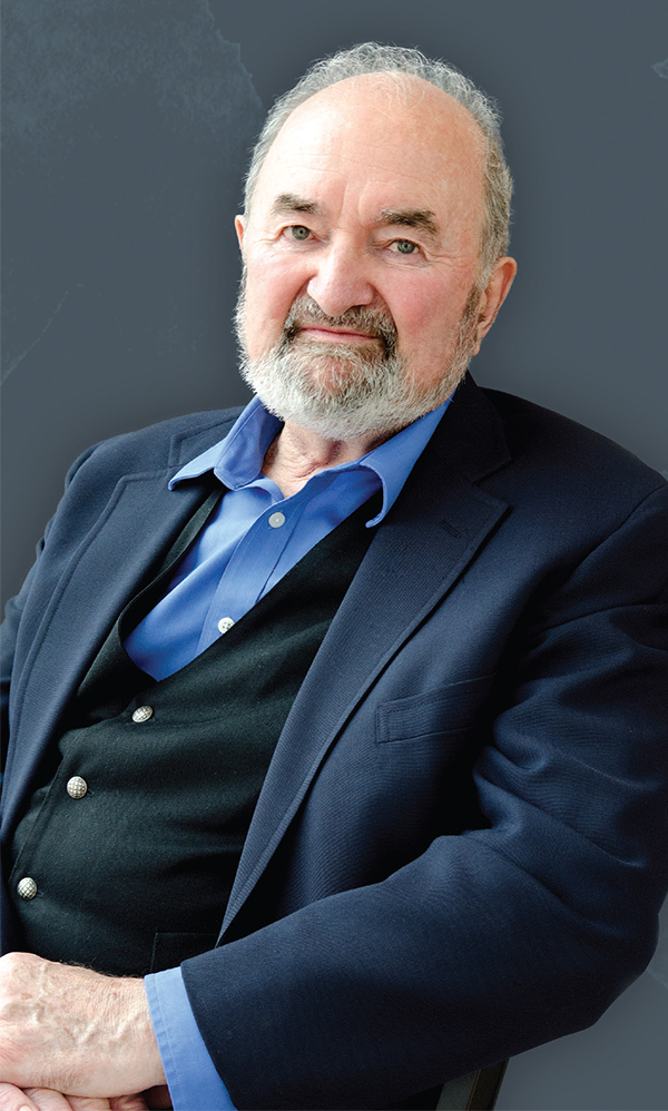 Michael Dennis Browne, author