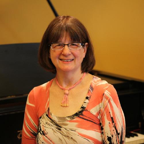 Adrienne Stankey Johnson, piano