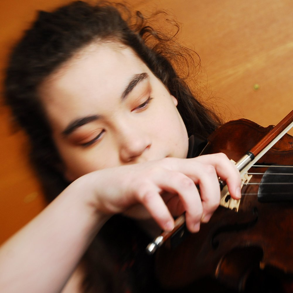 Catherine Carson, violin  Young Artist Scholarship Competition Winner 2017