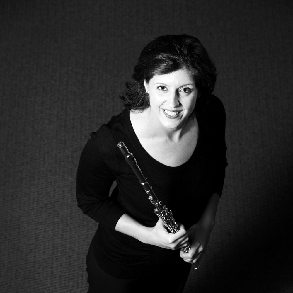 Libby Laufers,  flute