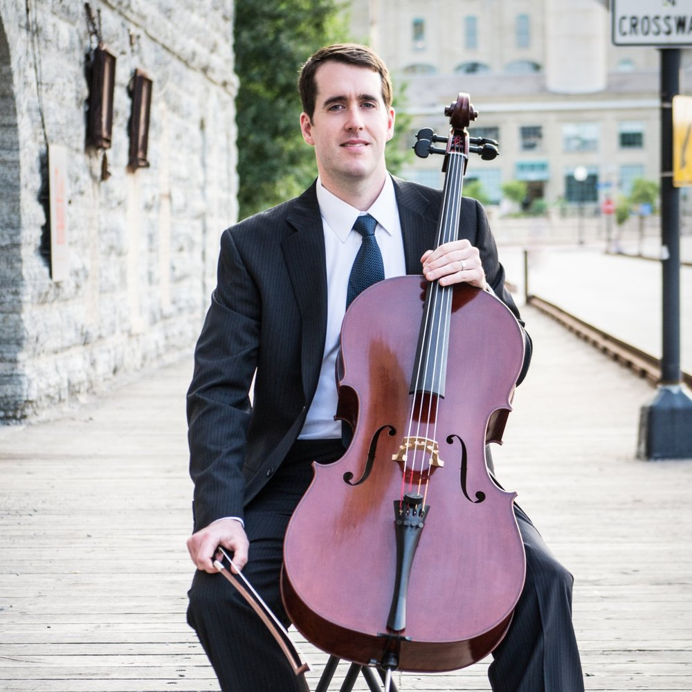 Will Richardson,  cello