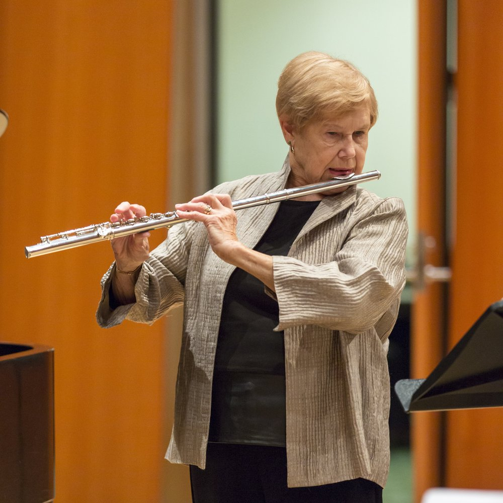 Judith Ranheim,  flute
