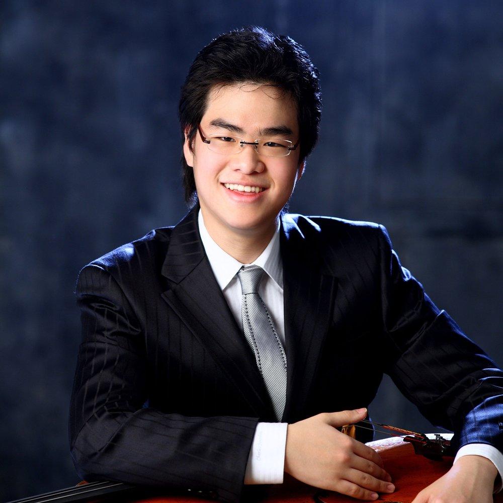 Hocheol Shin,  cello  Thursday Musical Debut