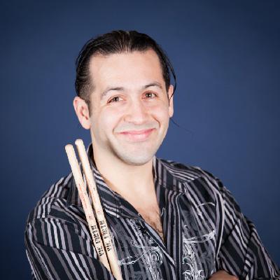 Scott Horey,  marimba