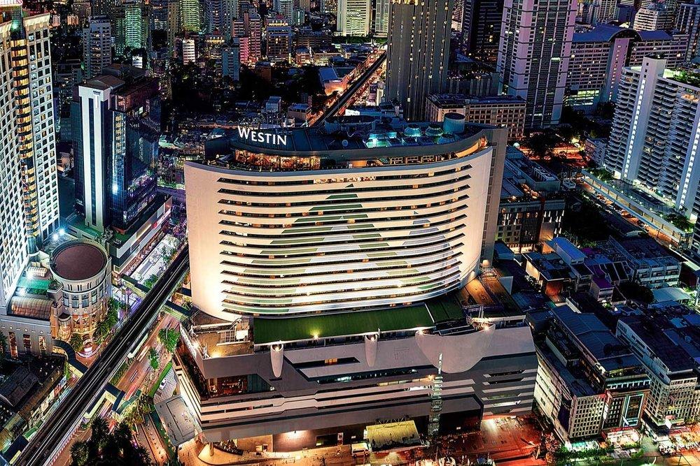 Altitude in Westin Grande Sukhumvit Bangkok - Westin Grande Sukhumvit Bangkok, a world class 5-star premium hotel in the heart of downtown Bangkok.
