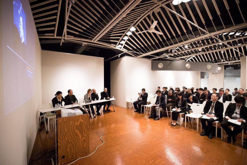 ADP Member Takashi Yamaguchi Giving a Talk.jpg