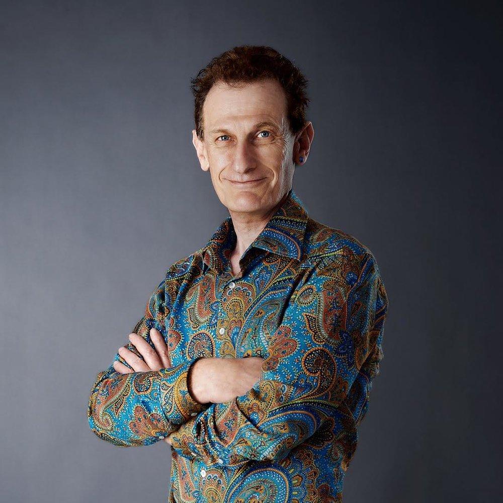 Gideon Löwy (England / Denmark) - Renowned Multidisciplinary Designer