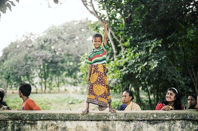 We want to empower the children of Bangladesh! #hrdp #bangladesh #changemakers #change #nonprofit #nothingisordinary